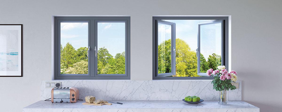 Casement windows - Origin Windows