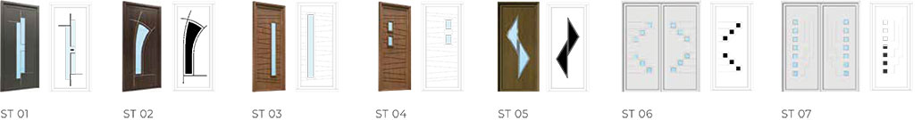 Statement - Origin Front Door Range