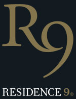Residence9 logo - R9 windows & doors