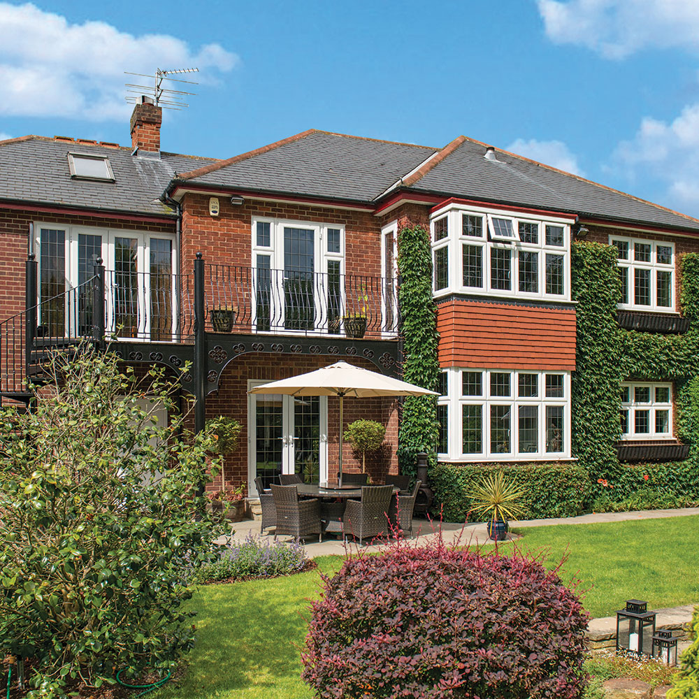 Veka UPVC Windows and Doors - secure, attractive home